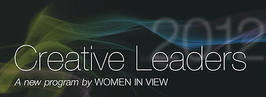 creative leaders banner